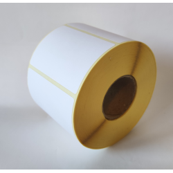 Etykiety papierowe 70x50  mm - 1000 szt.