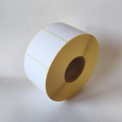 Etykiety papierowe 50x40 mm - 1000 szt.
