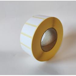 Etykiety papierowe 30x15 mm - 1500 szt.