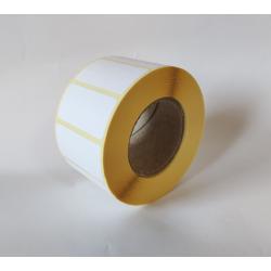 Etykiety papierowe 40x20 mm - 1000 szt.