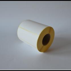 Etykiety papierowe 100x40 mm - 2000 szt.