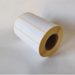 Etykiety papierowe 100x25 mm - 1000 szt.