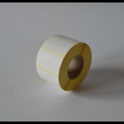Etykiety termiczne 50x40 mm - 1000 szt.