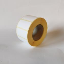 Etykiety termiczne 40x20 mm - 1000 szt.