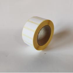 Etykiety termiczne 30x12 mm - 1000 szt.