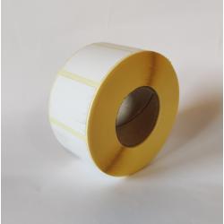Etykiety termiczne 45x25 mm - 1000 szt.