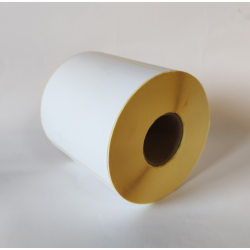 Etykiety termiczne 100x100 mm - 1000 szt.