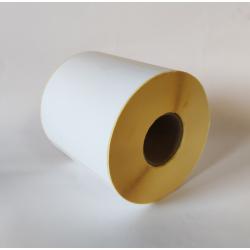 Etykiety termiczne 100x100 mm - 500 szt.
