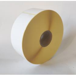 Etykiety termiczne 50x100 mm - 1000 szt.
