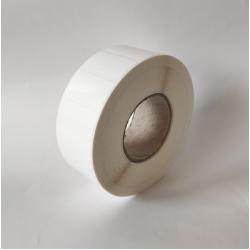 Etykiety foliowe 30x15 mm - 1000 szt.
