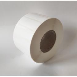 Etykiety foliowe 50x15 mm - 1000 szt.