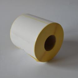 Etykiety termiczne 100x150 - 400 szt. klej mocny