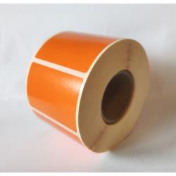 Etykiety papierowe 60x40 mm - 1000 szt. kolor