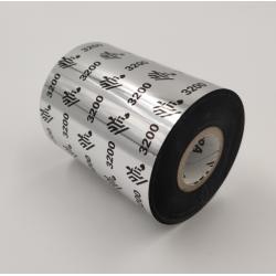 Taśma termotransferowa Zebra 83mm x 300mb woskowo-żywiczna