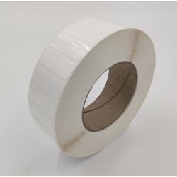 Etykiety foliowe 40x15 mm - 5000 szt.