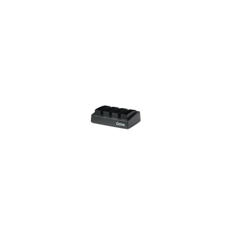 4-portowa ładowarka baterii do terminala Getac PS236, Getac PS236 Premium