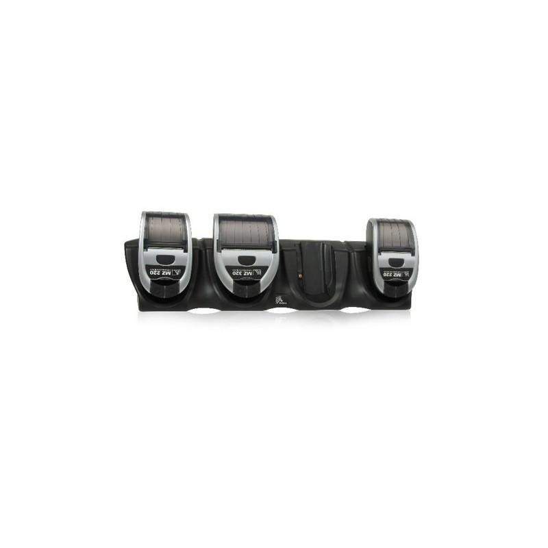 4-portowa ładowarka do drukarek Zebra iMZ220, iMZ320