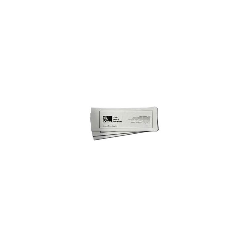 Zestaw kart do czyszczenia drukarki Zebra P330i