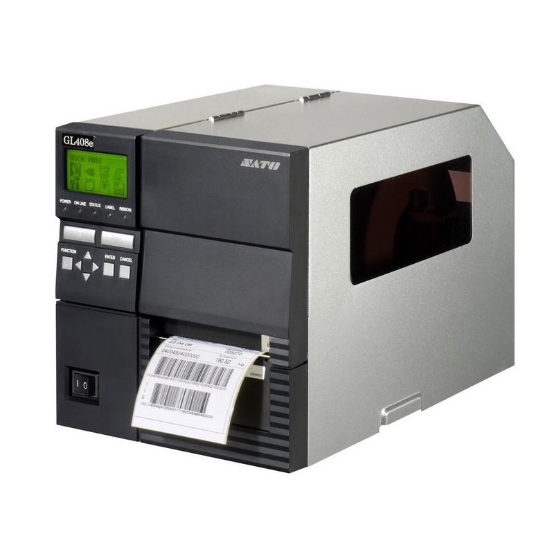 Półprzemysłowa drukarka Sato GL412e