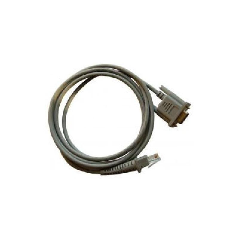Kabel RS232, prosty, do czytników Datalogic