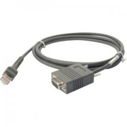 Kabel RS232, 2m, do czytników Motorola i Metapace