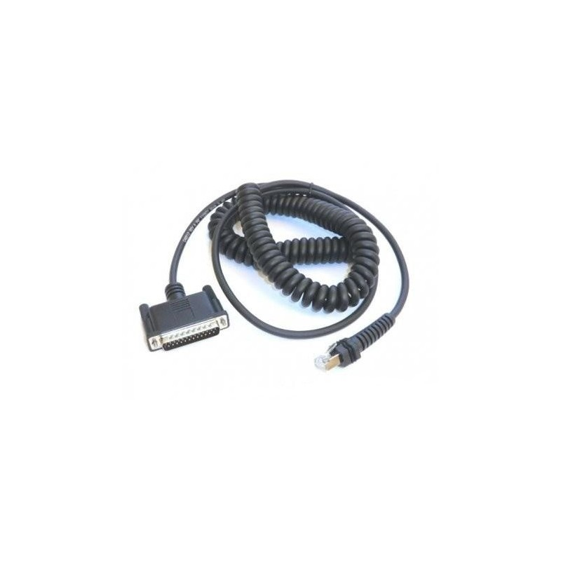 Kabel RS232, 3,6m do czytników Datalogic