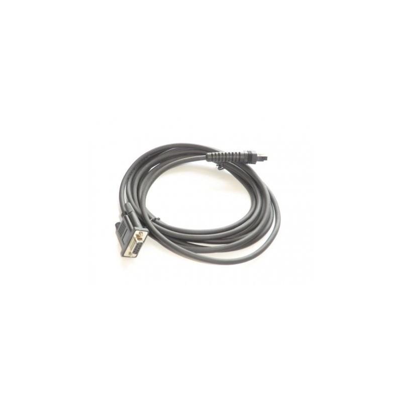 Kabel RS232, 3,2m do czytników Datalogic