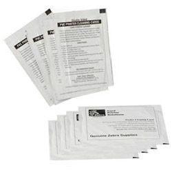 Zestaw kart do czyszczenia do drukarki Zebra P330i, P430i