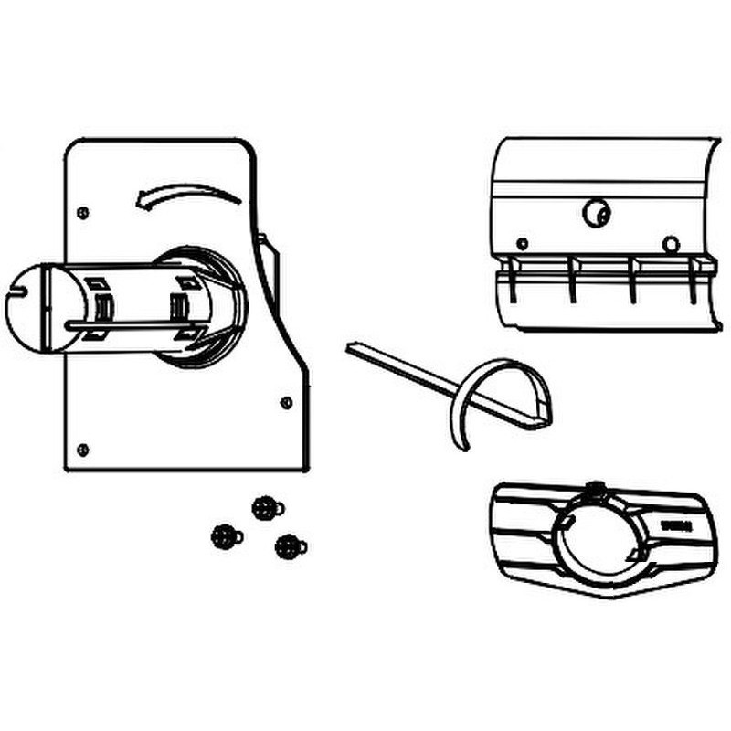 Wewnętrzny nawijak do drukarek Datamax H-Class