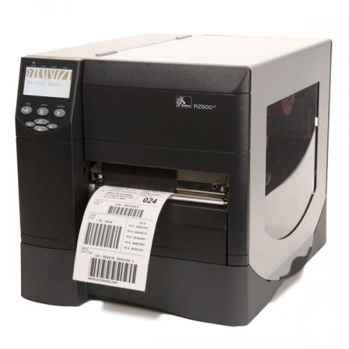 Półprzemysłowa drukarka Zebra RZ600