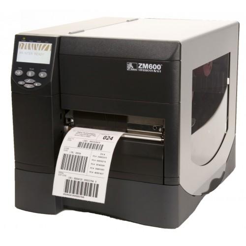Półprzemysłowa drukarka Zebra ZM600
