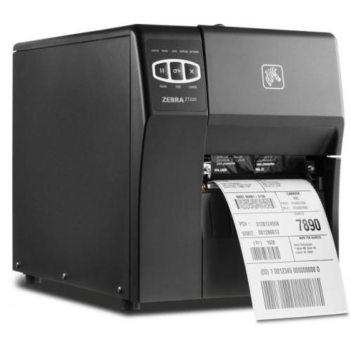 Półprzemysłowa drukarka Zebra ZT220