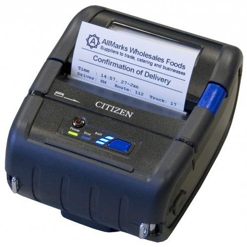 Przenośna drukarka Citizen CMP-30L