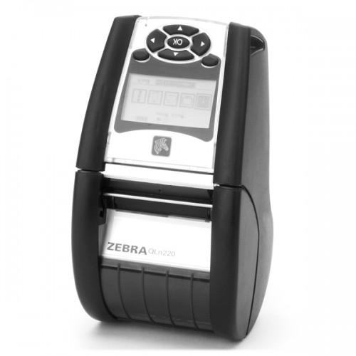 Przenośna drukarka Zebra QLn220