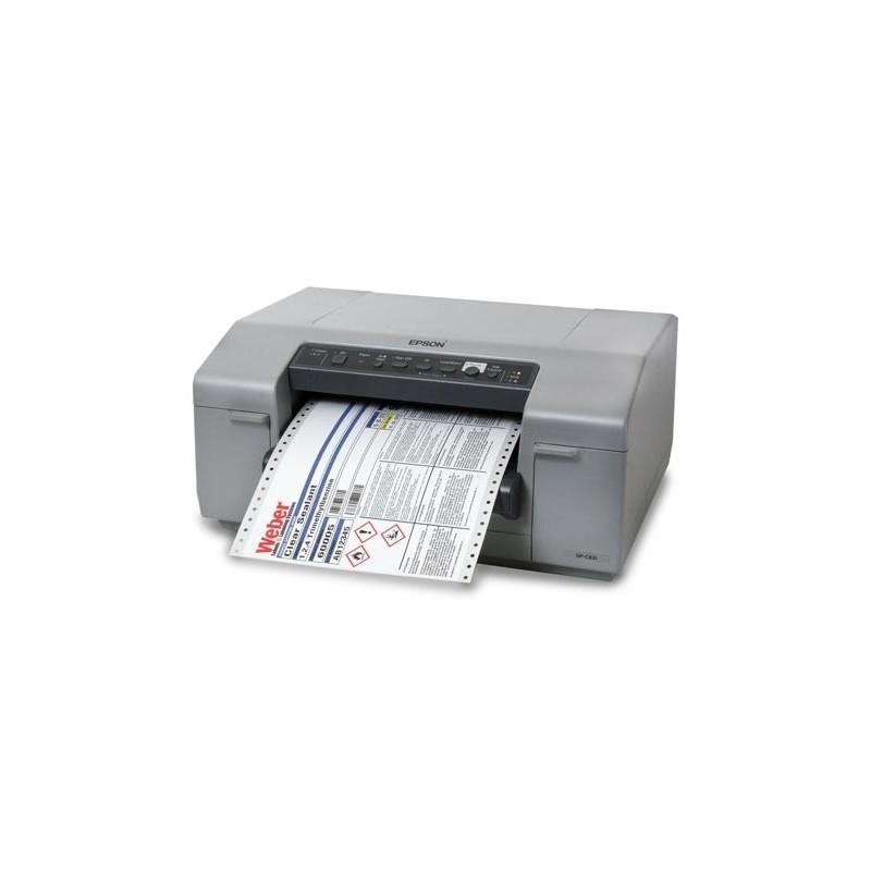 Kolorowa drukarka Epson ColorWorks C831
