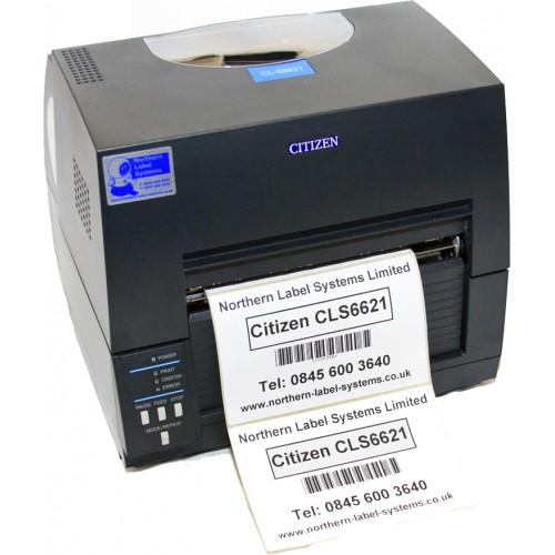 Biurkowa drukarka Citizen CL-S6621