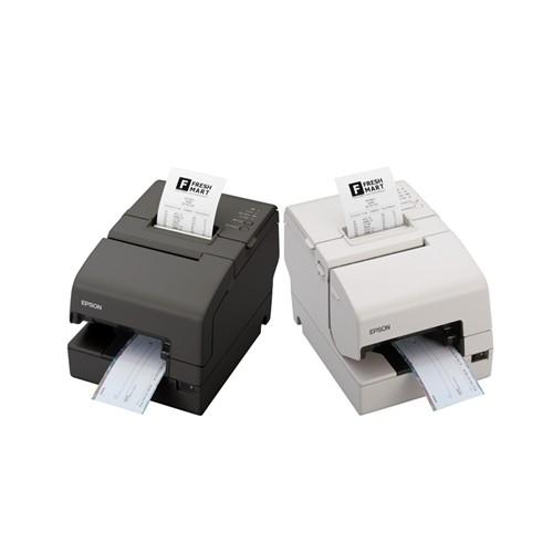 Wielostanowiskowa drukarka hybrydowa Epson TM-H6000IV