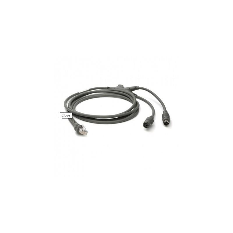 Kabel PS/2, do czytników Honeywell Solaris 7820