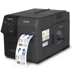 Kolorowa drukarka Epson ColorWorks C7500