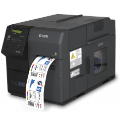 Kolorowa drukarka Epson ColorWorks C7500G