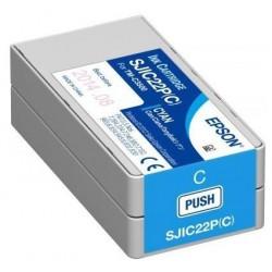 Kartridż z tuszem do drukarki Epson C3500 (cyan)