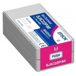 Kartridż z tuszem do drukarki Epson C3500 (magenta)