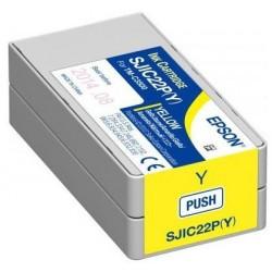 Kartridż z tuszem do drukarki Epson C3500 (yellow)
