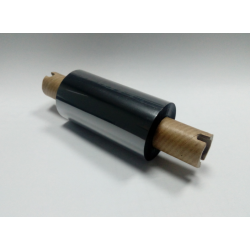 Taśma termotransferowa 64mm x 74mb żywiczna