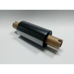 Taśma termotransferowa 64mm x 74mb woskowo-żywiczna
