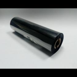 Taśma termotransferowa 110mm x 74mb woskowa