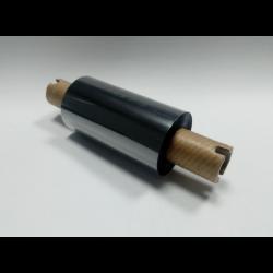 Taśma termotransferowa 64mm x 74mb woskowa