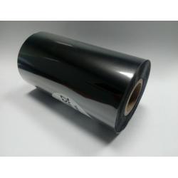 Taśma termotransferowa 110mm x 450mb woskowo-żywiczna