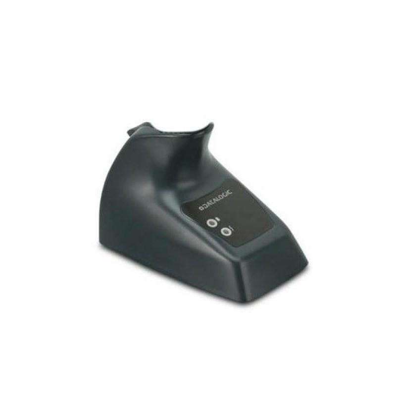 Baza komunikacyjno-ładująca czarna do czytnika Datalogic QuickScan Mobile QM2430, QM2131